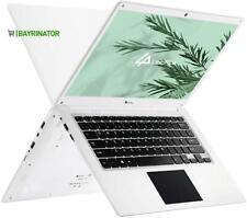 LincPlus P3 Laptop 14 Zoll Full HD Netbook Intel Celeron N3350 Prozessor 4 GB RA
