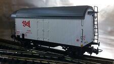 ** Liliput 223022 SBB-CFF Refrierator Wagon with Brake Platform Bell 1:87 H0