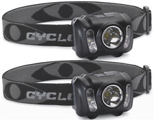 GSM Cyclops 210 Lumen Headlamp - 2 Pack - CYC-HL210-2PK