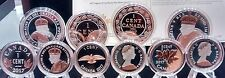 Legacy of the Penny Five-Coin Set 2017 Canada, Mintage 3000 Worldwide.
