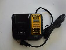 DEWALT DCB107 20V 20 Volt Compact Lithium Ion Charger For Use w/ DCB201 DCB207
