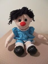 "BIG COMFY COUCH MOLLY DOLL 1995 PLUSH RAG DOLL 18"" Commonwealth"
