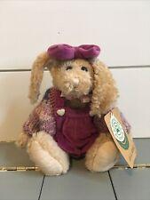 New ListingVintage Jb Bean Boyds Bears Bunny Rabbit Emily Babbit Easter Cute