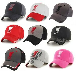 Liverpool FC Bird Crest Baseball Cap Adult Hat Summer Official Football Gift