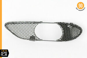 00-02 Mercedes W215 CL55 AMG CL500 Left Driver Grill Grille Mesh 2158850153 OEM