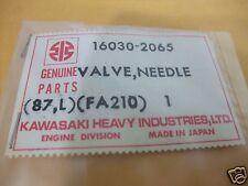 Genuine Kawasaki, Carburetor Float NEEDLE VALVE # 16030-2065 *Fits FA210 Engines
