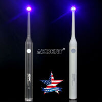 Dental Curing Light 2300mW/cm² Broad Band LED Operation X2 High Power AZDENT TOP