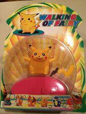 Walking Wind-Up Pikachu Surfing Figure Mip