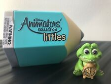 TICK TOCK Crocodile Disney Animator Collection Little Mystery Micro Wave 9 Teal
