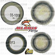 all balls steering spindelstock stamm lager kit für yamaha rt 100 1997 motorrad