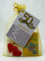 50th Golden Wedding Anniversary SURVIVAL KIT Novelty Gift Idea Fun Present