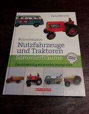 Katalog, Blechspielzeug Nutzfahrzeuge und Traktoren, Warnecke, Battenberg Gietl