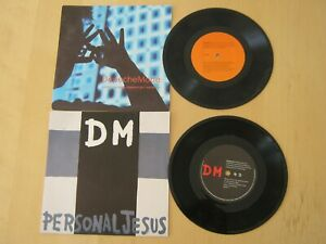 """Job Lot 2 X 7"""" / Depeche Mode / Picture Sleeves"""