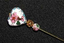 BROOCH/STICK PIN S9 Cloisonne Beads Fashion STICKPIN