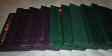 1990 to 1998 Proof Sets 9 S Mint Proof Sets Lot in 90's 91 92 93 94 95 96 97 98