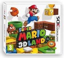SUPER MARIO 3D LAND PER NINTENDO 3DS NUOVO SIGILLATO PRODOTTO UFFICIALE ITALIANO