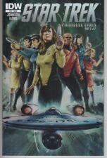 Star Trek #30 comic book JJ Abrams movie TV show series