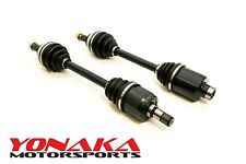 Yonaka Pair H22A Engine Swap Axles H22 250 whp Honda Civic Del Sol Integra ABS