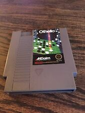 Othello Original Nintendo Nes Game Cart Works Pc5