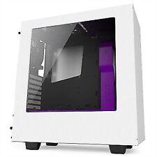 Nzxt Ca-s340w-w3 S340 Midi-tower blanco carcasa de ordenador