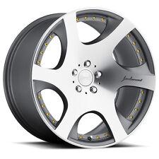 MRR VP3 19x9.5/19x10.5 5x120.7 Gun Metal Wheels Rims (Set of 4)