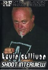 Kevin Sullivan Shoot DVD WWE WWF WCW ECW CHRIS BENOIT DUSTY RHODES ERIC BISCHOFF