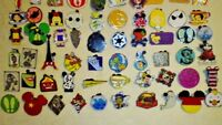 Disney Trading Pin 25 lot HM-RACK-LE-CAST no duplicates Fast Ship 100% tradable