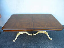 French Painted Expandable Dining Table 6010