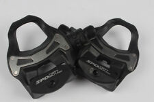 SHIMANO PD-R550 MTB Road Bicycle Bike Pedal Durable Cycling Lock Bicycle Pedal