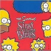 The Simpsons : Sing The Blues CD (1993)