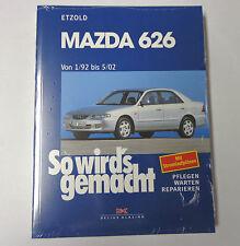 Reparaturanleitung Mazda 626 - Baujahre 1992 bis 2002!
