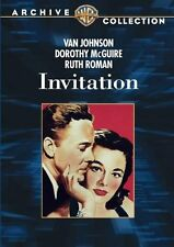 Invitation 1952 (DVD) Van Johnson, Dorothy McGuire, Ruth Roman - New!