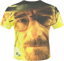 Breaking Bad - Walter Face Dye Sub T-Shirt Homme / Man - Taille / Size L