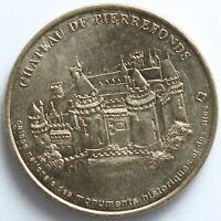 JETON MDP CHATEAU DE PIERREFONDS 1999
