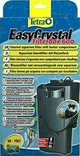 Tetra EasyCrystal FilterBox 600 Internal Aquarium Filter with Heater Compartment