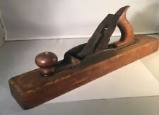 Vintage Stanley Bailey No. 28 Wood Plane Type 6 (1874-84) Woodworking Original