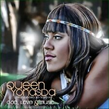 Queen Yonasda - God Love and Music [CD]