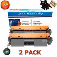 2PK CF230X 30X High Yield Toner For HP LaserJet Pro M203d M203dn M227fdn M227fdw