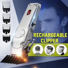 SOKANY Cordless Electric Men Hair Trimmer Clipper Shaver Tool Set  .☆a