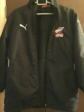 Scunthorpe United Managers Coat - Puma - Size 32/34 so small