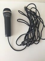 Disney Interactive Studios USB Logitech Microphone - Sing It Game Tested/Working