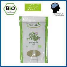 Cistus Incanus 100g (100% Bio Organique Herbs) BIO Certified Czystek, Detox Tea