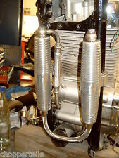 Ölkühler Set CNC gefräst für VS 1400 Intruder und VL 1500 Intruder