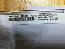 "Dalle QUANTA QD15XL06 Rev 02 écran LCD 15"" 1024*768 XGA testé,glossy pc B3600"