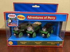 Thomas And Friends Adventures Of Percy Coal Dust Jack Frost Chocolate-covered