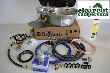 Camper Smev 8821 Hob, Sink R/H, Installation Kit EN1949, Tap, 20l Water,Template