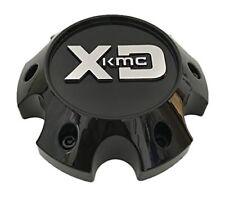 KMC XD Series Gloss Black 6 Lug Chevy GMC Center Cap 1079L145GB1-H42