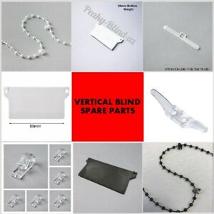 Vertical Blind Spare Parts 89mm Repair Part Weights,Chain,Hangers,Black Weights,