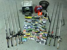 Fishing Rods/Reels Combo Setup