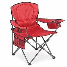 Hcf Outdoor Products HC-XLB303PD Oversized Padded Arm Chair, Red